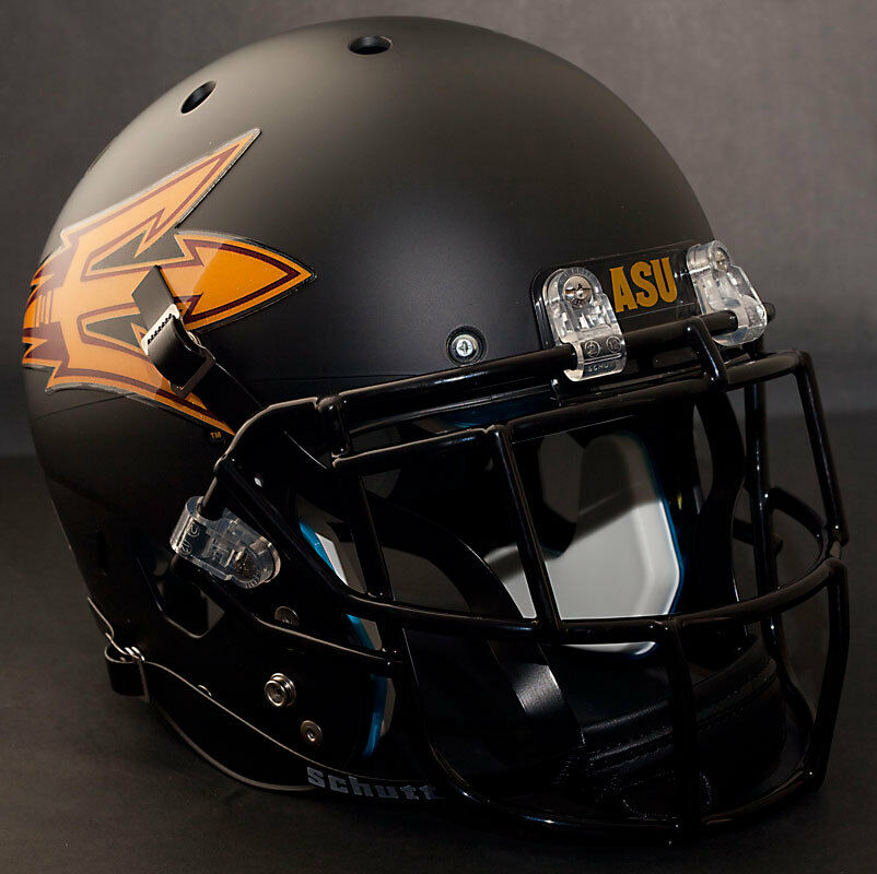 Arizona State's alternate uniforms are the best in college ... |Arizona State Sun Devils Football Helmet
