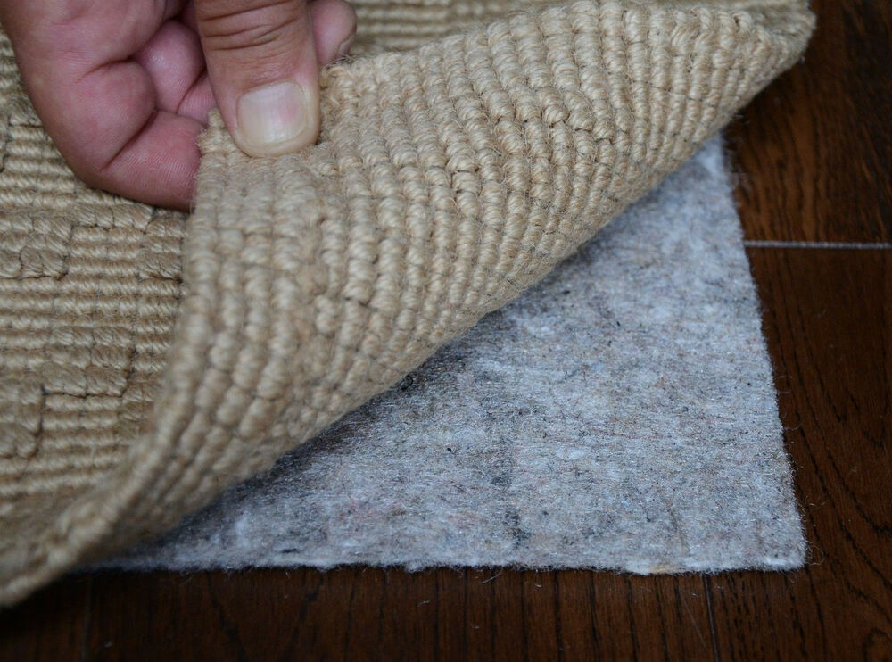 Genuine Mohawk 20 Oz Felt Rug Pad Multiple Rectangle