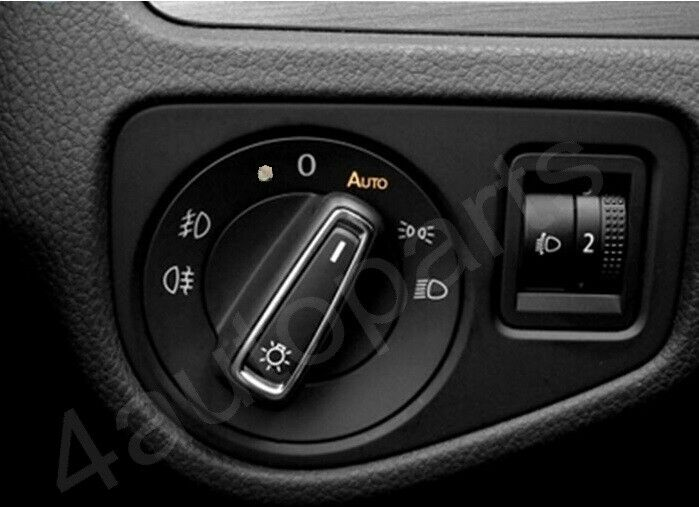 oem vw auto light headlight switch cum control module sensor for vw golf mk7 vii ebay. Black Bedroom Furniture Sets. Home Design Ideas