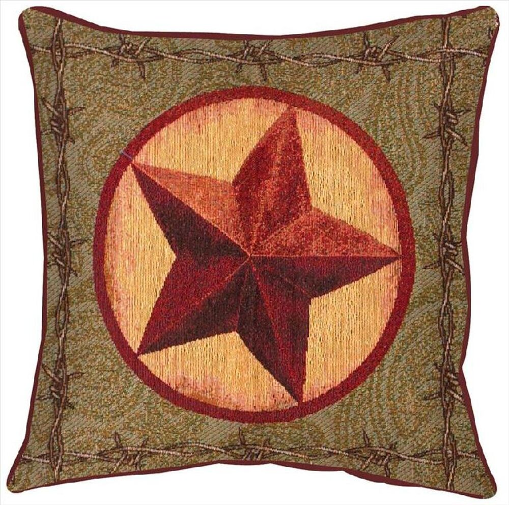 Decorative Tapestry Throw Pillows : THROW PILLOWS -