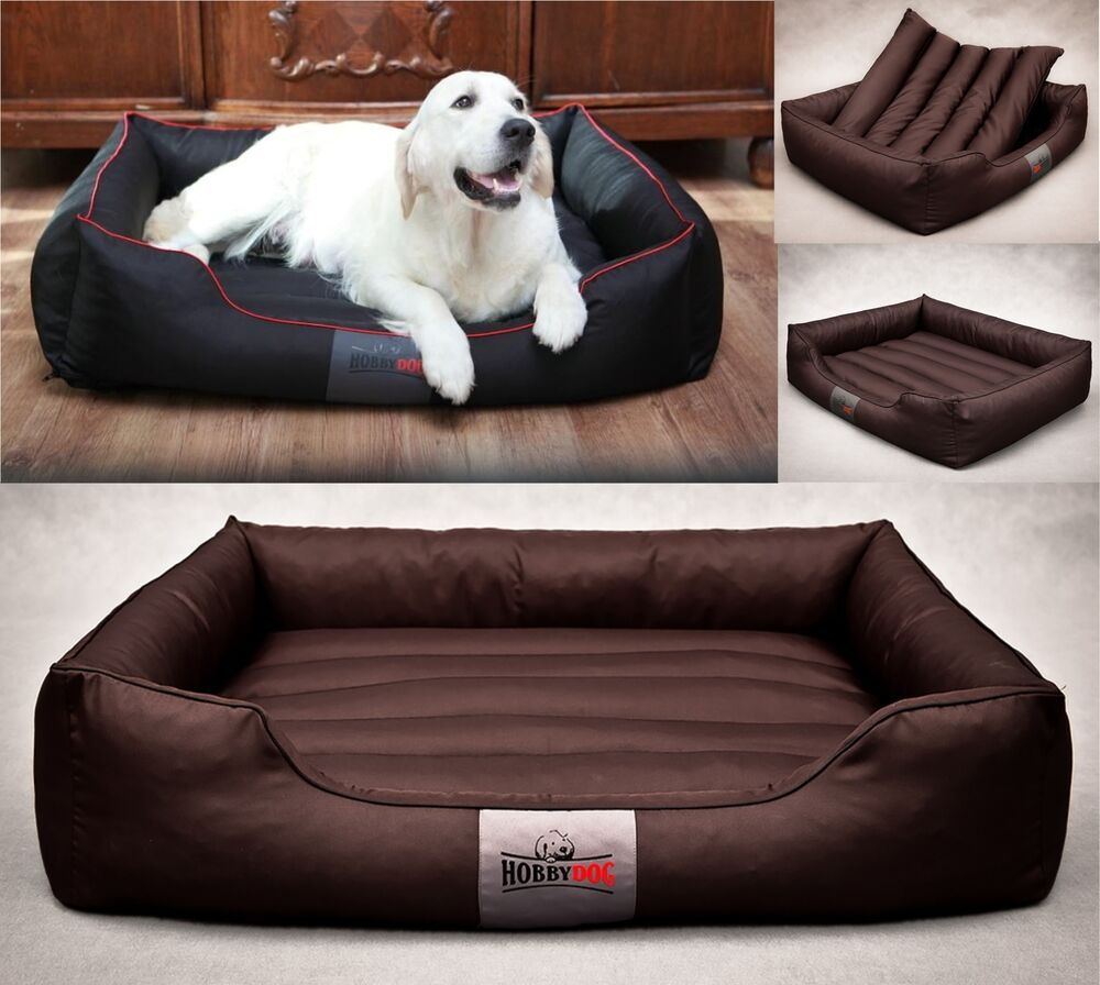 Xxxl extra large sofa bed for dog washable pet basket for Extra large dog sofa bed