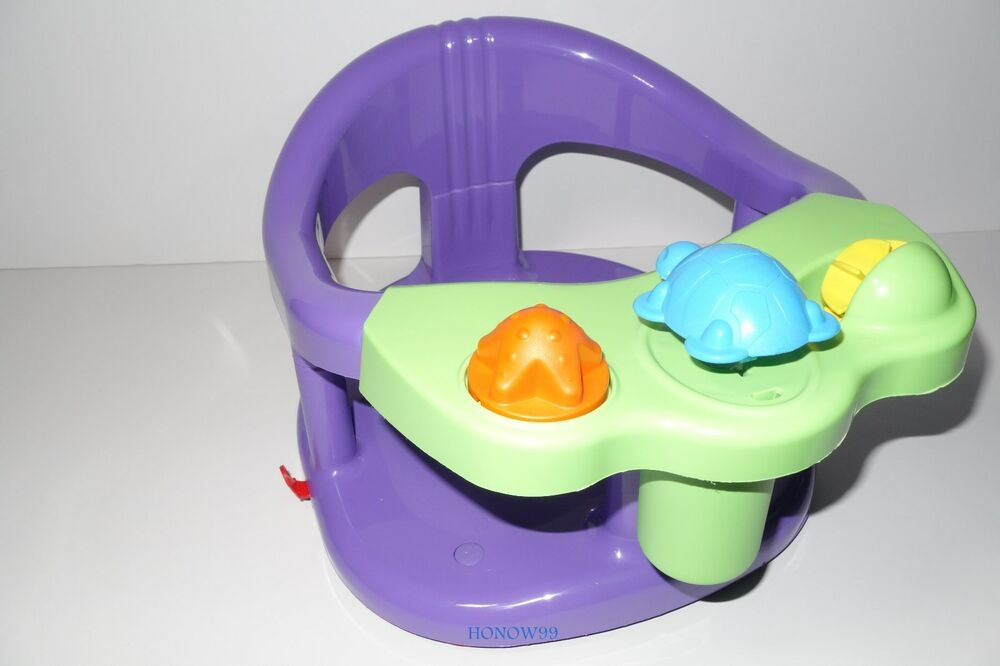 new baby bath ring seat chair tub anti slip gift fast