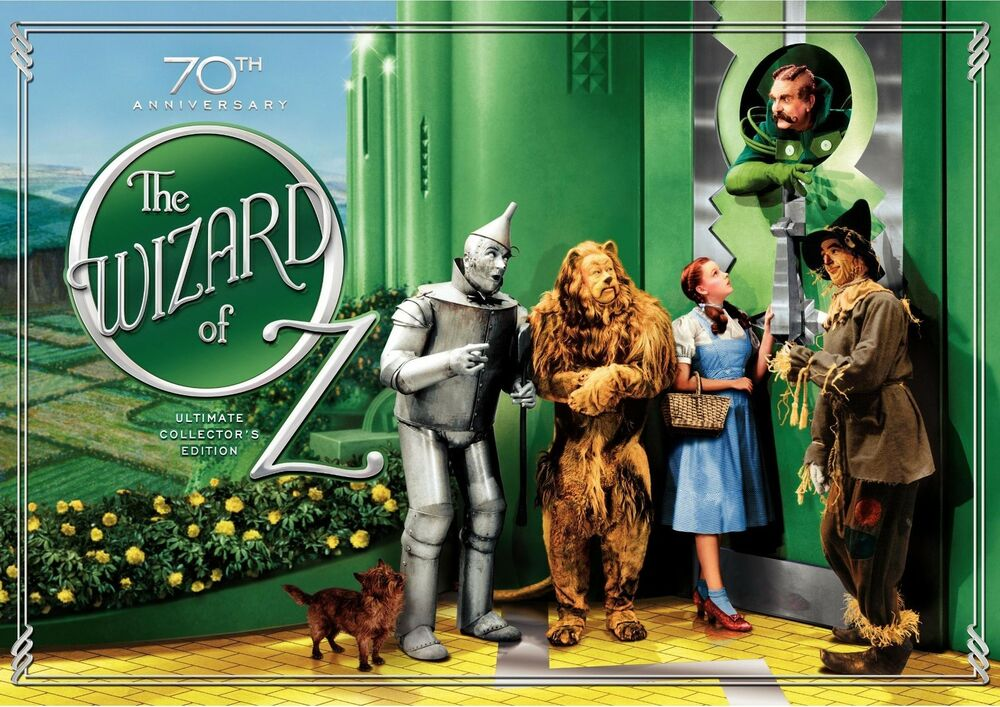 THE WIZARD OF OZ MOVIE GLOSSY WALL ART POSTER PRINT A1 - A5 SIZES