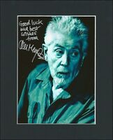 JOHN MAYALL GENUINE HAND SIGNED MOUNTED AUTOGRAPH PHOTO WITH COA