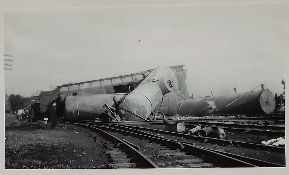 RAILROAD AUDIO AND IMAGE RECORDERS: AN INVESTMENT IN ...  |Rail Road Train Wreck