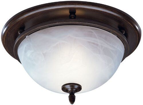 Decorative Bathroom Ceiling Lights : Broan rb decorative ventilation fan and light cfm
