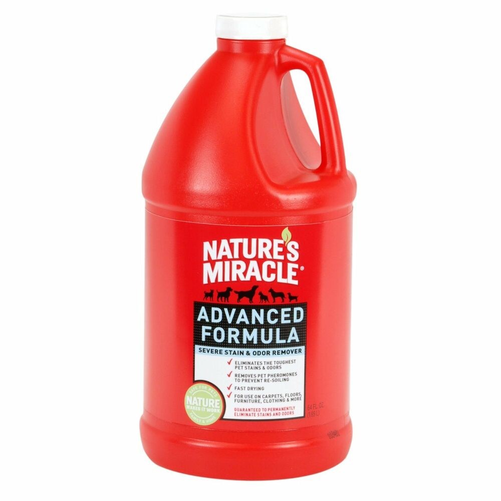 Nature S Miracle Advanced Formula  Gallon