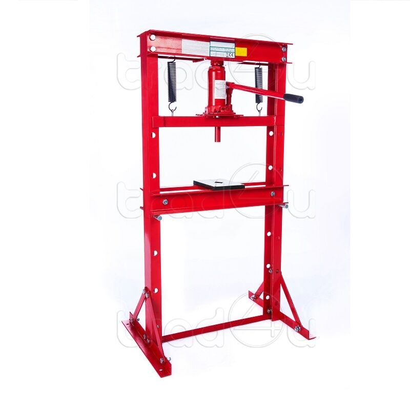 Heavy Duty Hydraulic Workshop Garage Shop Press 12 Ton