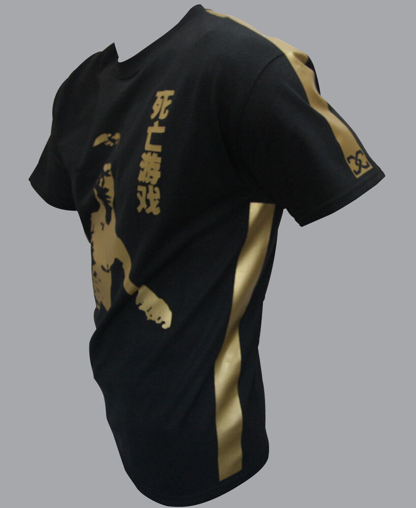 bruce lee t shirt mma jeet kune do ebay. Black Bedroom Furniture Sets. Home Design Ideas