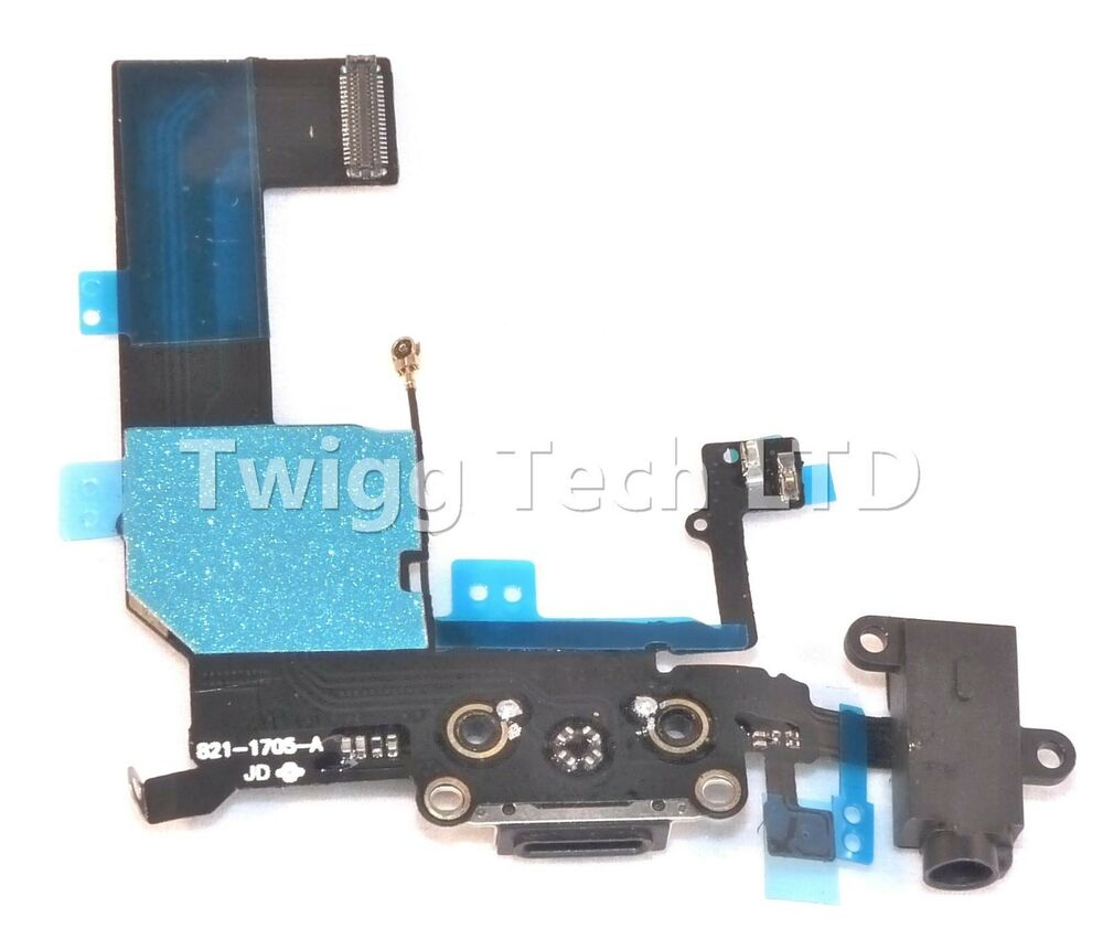 iphone 5c charger port iphone 5c grade a black charging port charger flex usb 1616