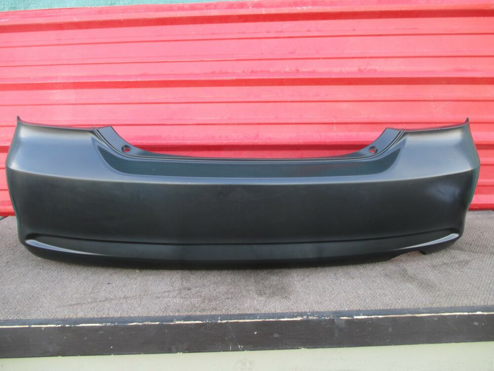 Scion Tc Rear Bumper Cover Oem 2005 2006 2007 2008 2009 2010 Nb402 Ebay