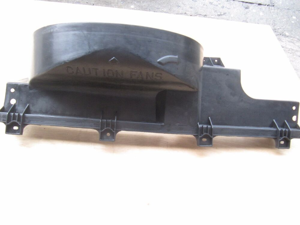 Gm Radiator Upper Fan Shroud Buick Roadmaster Cadillac