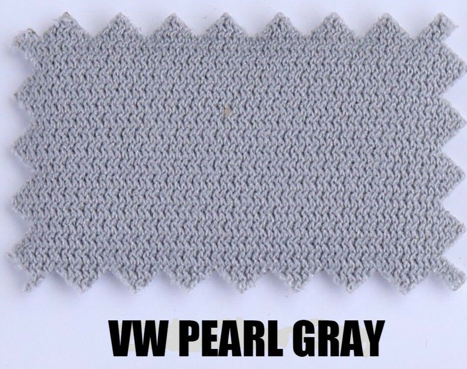 pearl grey 2006 up vw jetta w sunroof auto headliner 1 8 foam fabric material ebay. Black Bedroom Furniture Sets. Home Design Ideas
