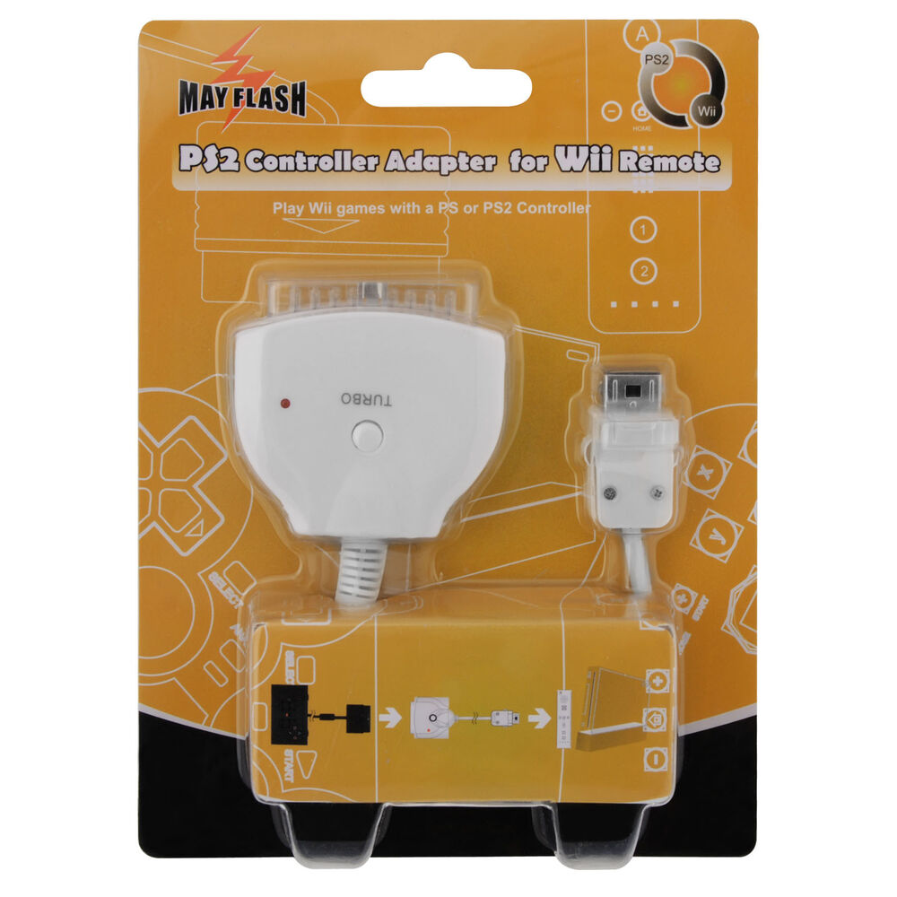 Mayflash Sony Playstation Ps2 Controller To Wii Remote Adapter Wiring Diagram On For Usb 796594298892 Ebay