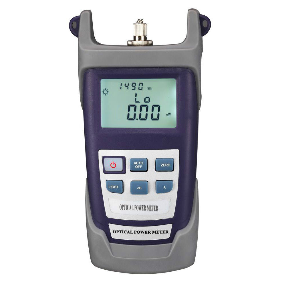 L De Voltage Meter : Ry pm a digital handheld optical power meter dbm