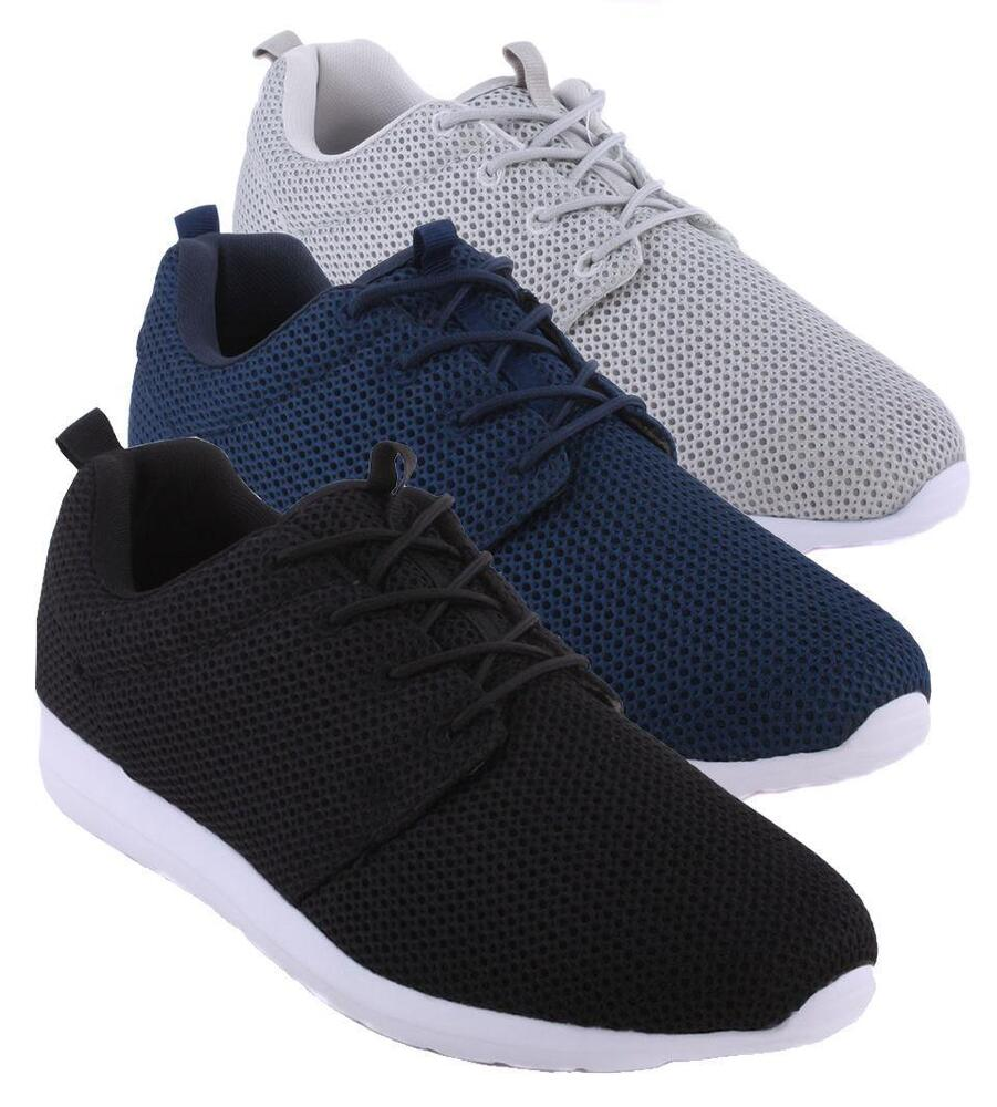 reputable site da40c 1ee87 Mens Trainers Lightweight Comfort Casual Running Gym Sports Shoes