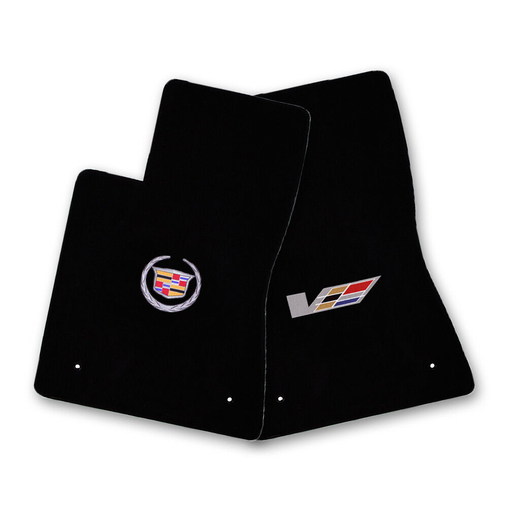 Cts 4pc Classic Loop Carpet Floor Mats In Black Choose