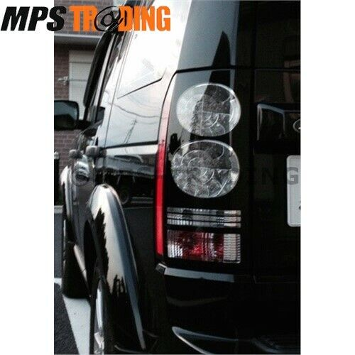 Land Rover Discovery 4 Oem Rear Black Led Tail Light Lamps