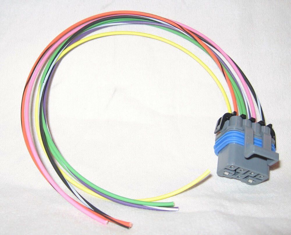 4l60e 4l80e Neutral Safety Switch Connector Pigtail  7