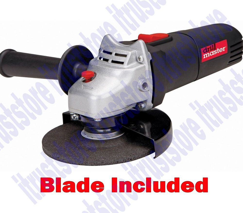 Electric Grinder Tool ~ Electric power hand angle grinder metal grinding cutting