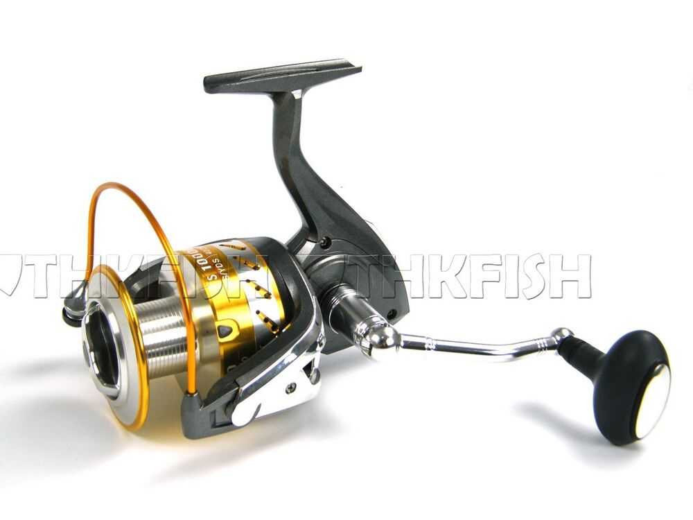 Sale huihuang es7000 es10000 series big saltwater sea for Fishing rods and reels for sale used