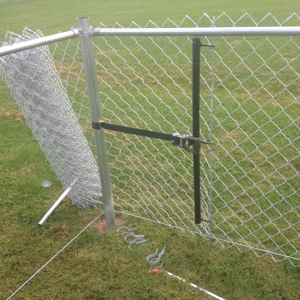 Ezzypull All In One Chain Link Fence Strecher Quot Tightening