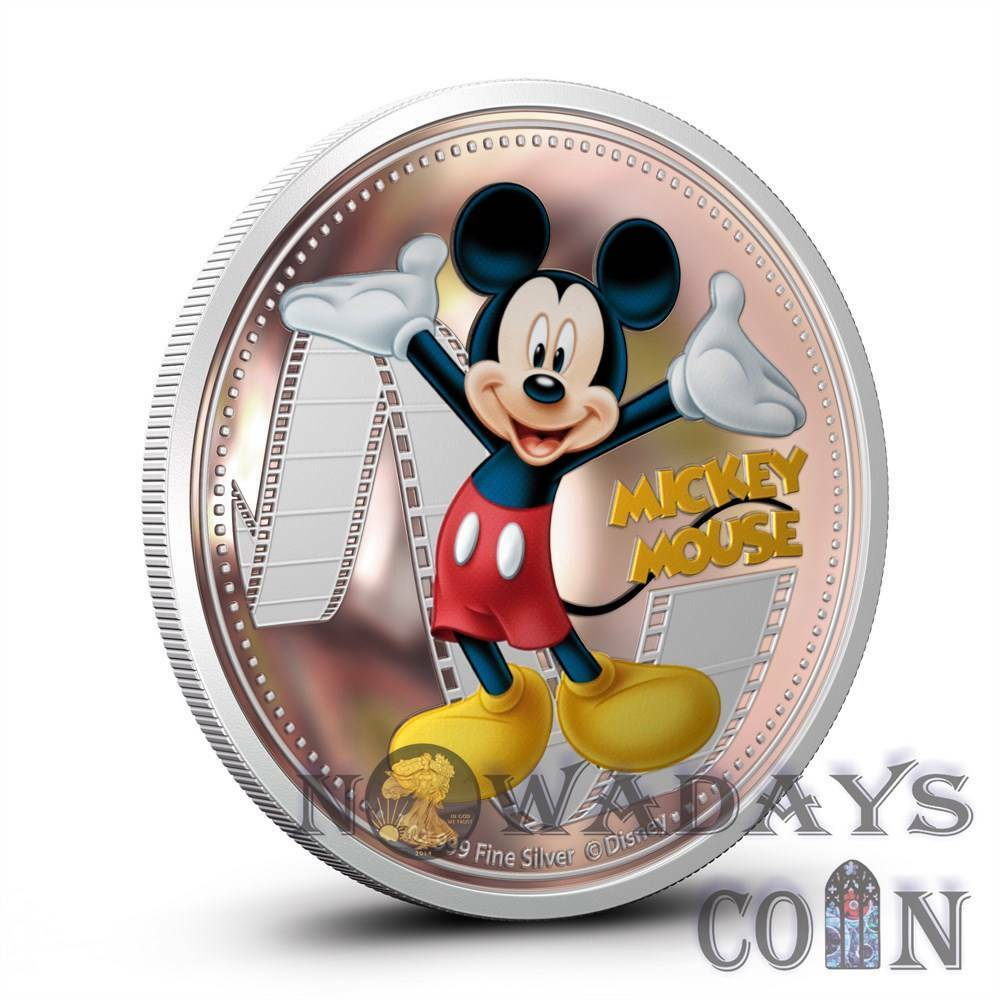 Niue 2014 2 Disney Mickey Amp Friends 2014 Mickey Mouse