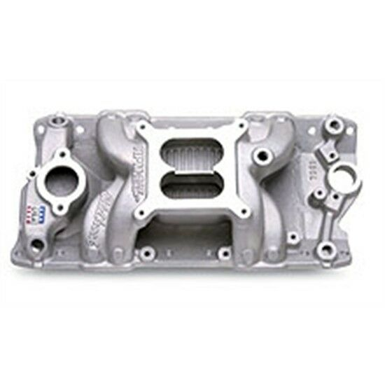 Edelbrock 7501 Performer RPM Air-Gap Small Block Chevy SBC
