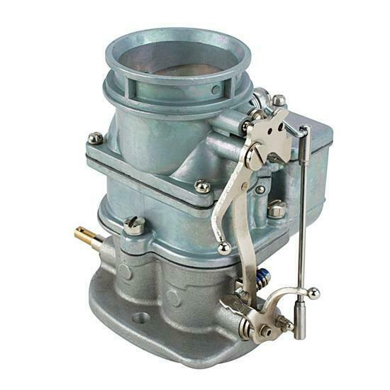 Bendix-stromberg single barrel downdraft type carburettor