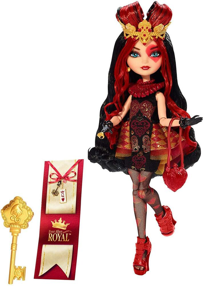 Ever After High Lizzie Hearts Doll , New, Free Shipping | eBay