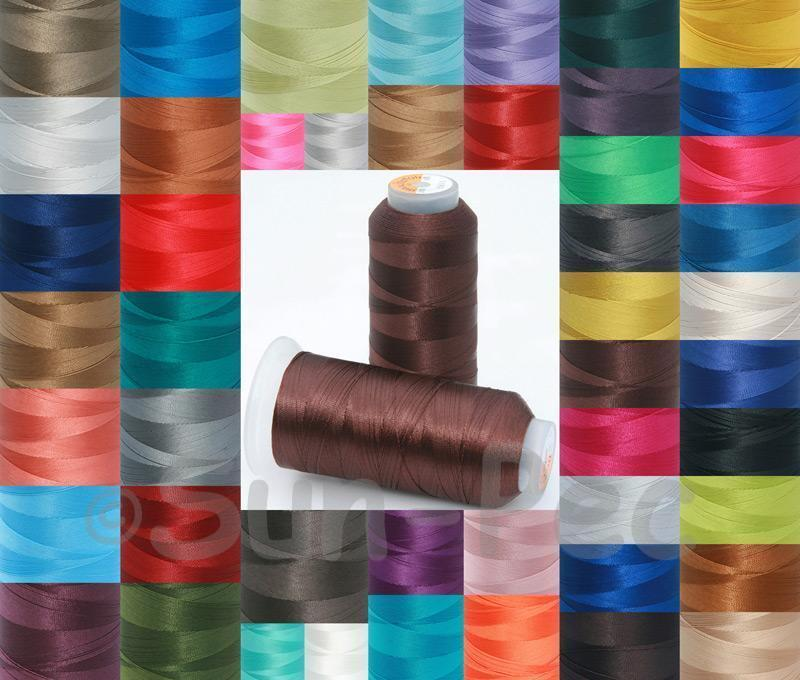 Upholstery Sewing Thread T70 69 Bonded Nylon For Leather