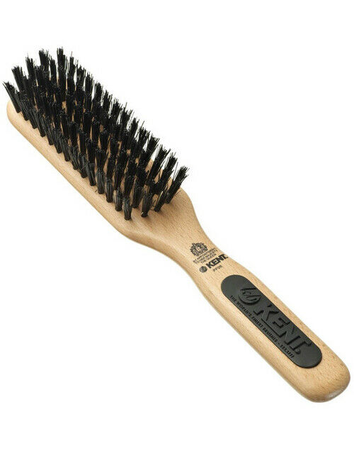 how to clean a mens hair brush
