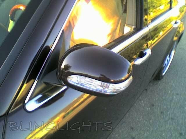 Chrysler 300 300c Led Side View Mirror Turnsignal Lights