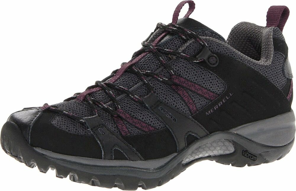 Merrell Running Shoes Black