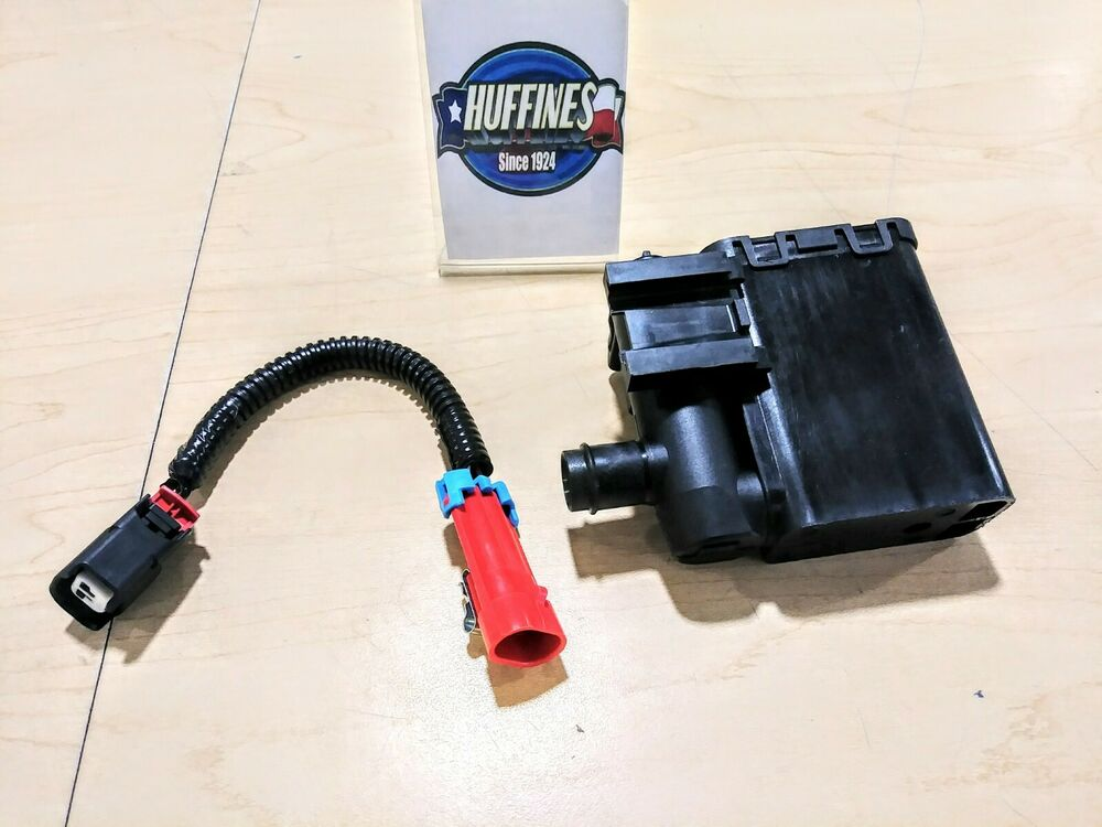 New Gm Canister Vent Valve  Solenoid W  Jumper Harness