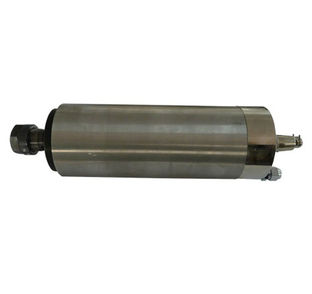 220v 400hz 2400rpm 800w Water Cooled Spindle Motor Cnc
