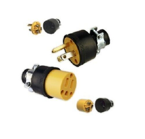 Pc male female extension cord replacement