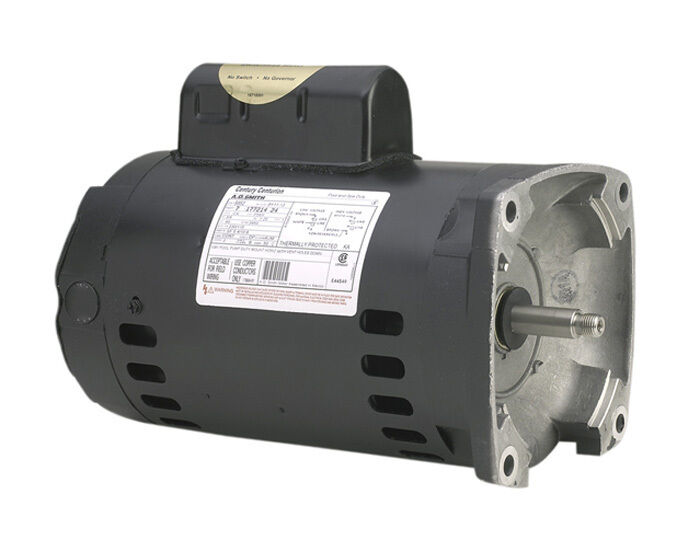 A o smith 56y square flanged 2 hp pool pump replacement for Ao smith replacement motors