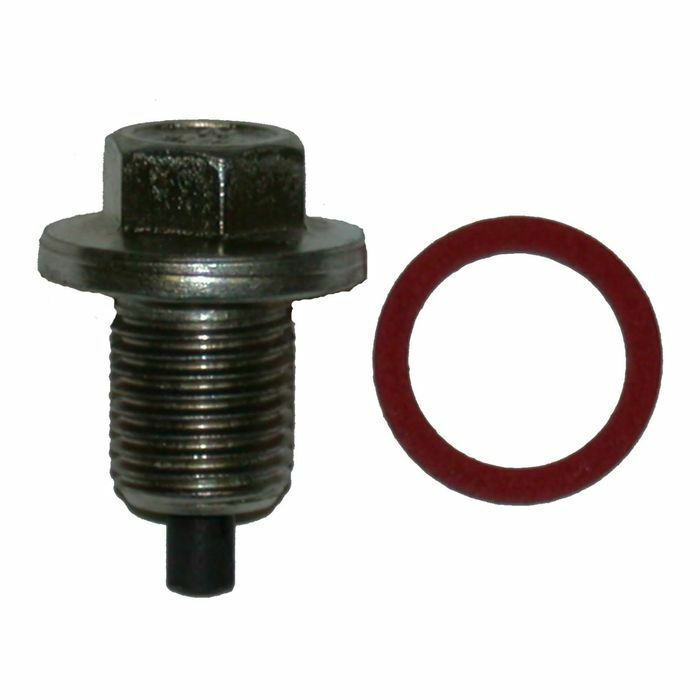 Engine oil drain plug needa parts 652166 ebay for How much is motor oil at autozone