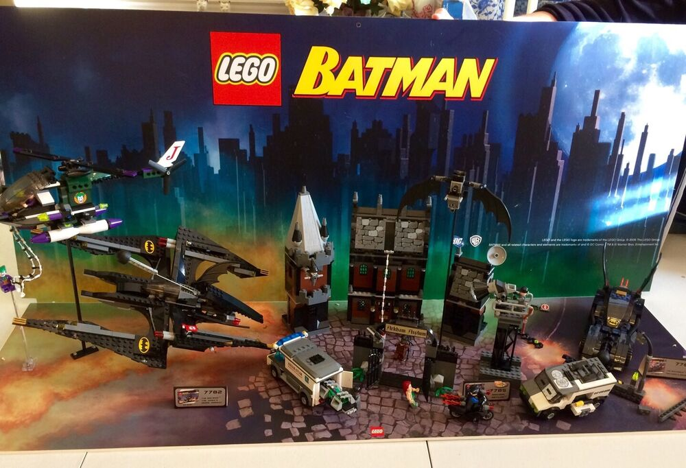 how to get old lego batman sets