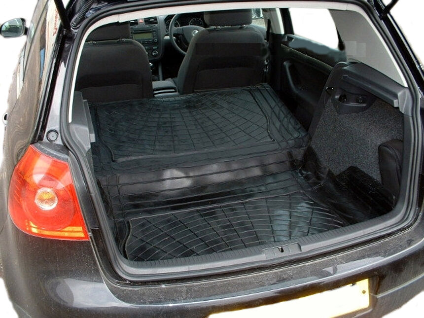 Volkswagen Vw Golf Mk V 5 Genuine Rubber Boot Load Liner