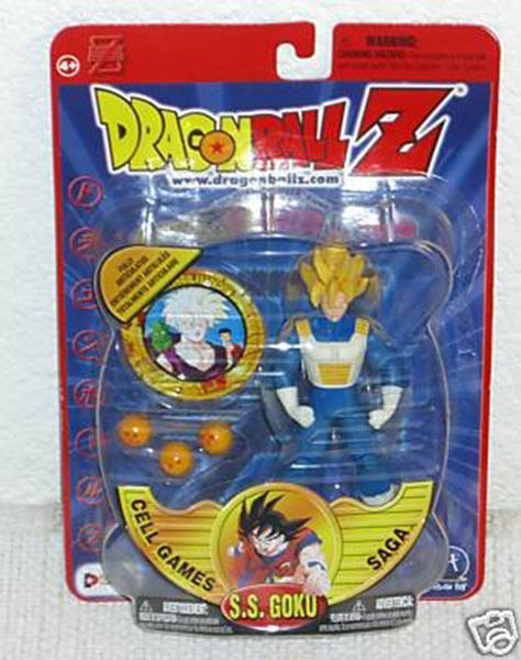 Toy Blast Saga Game Free : Dragonball z s goku eb exclusive cell games saga action