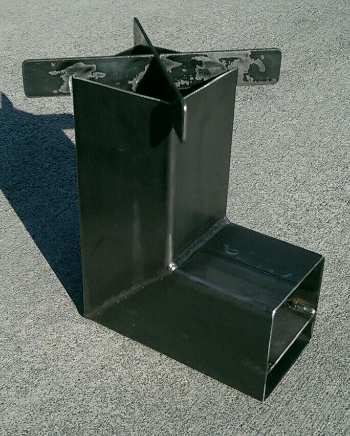 New wood burning rocket stove for camping prepper hunting - Cocinas de pellets ...