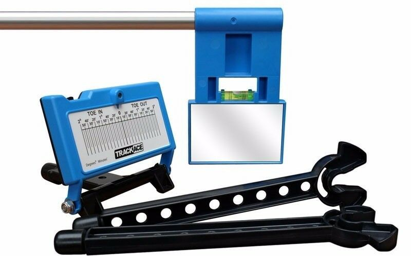 Trackace Laser Wheel Alignment Gauge Front End Tire