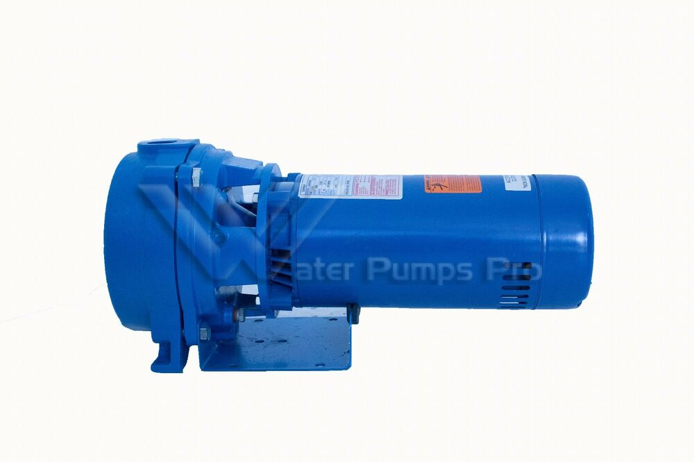 J goulds hp convertible jet water well pump