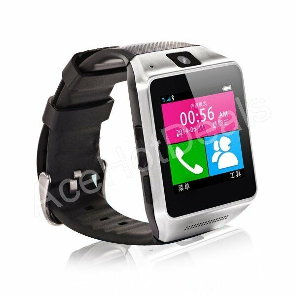 Bluetooth Smart Wrist Watch Phone Mate For Android Phone ...