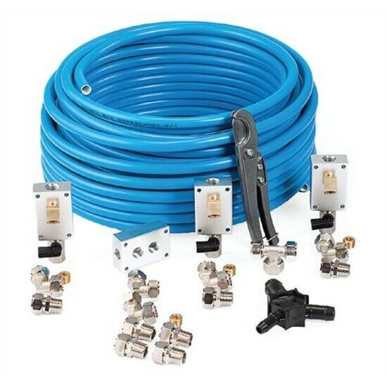 Rapidair M3800 Master Air Line Shop Compresser Hose Kit 1