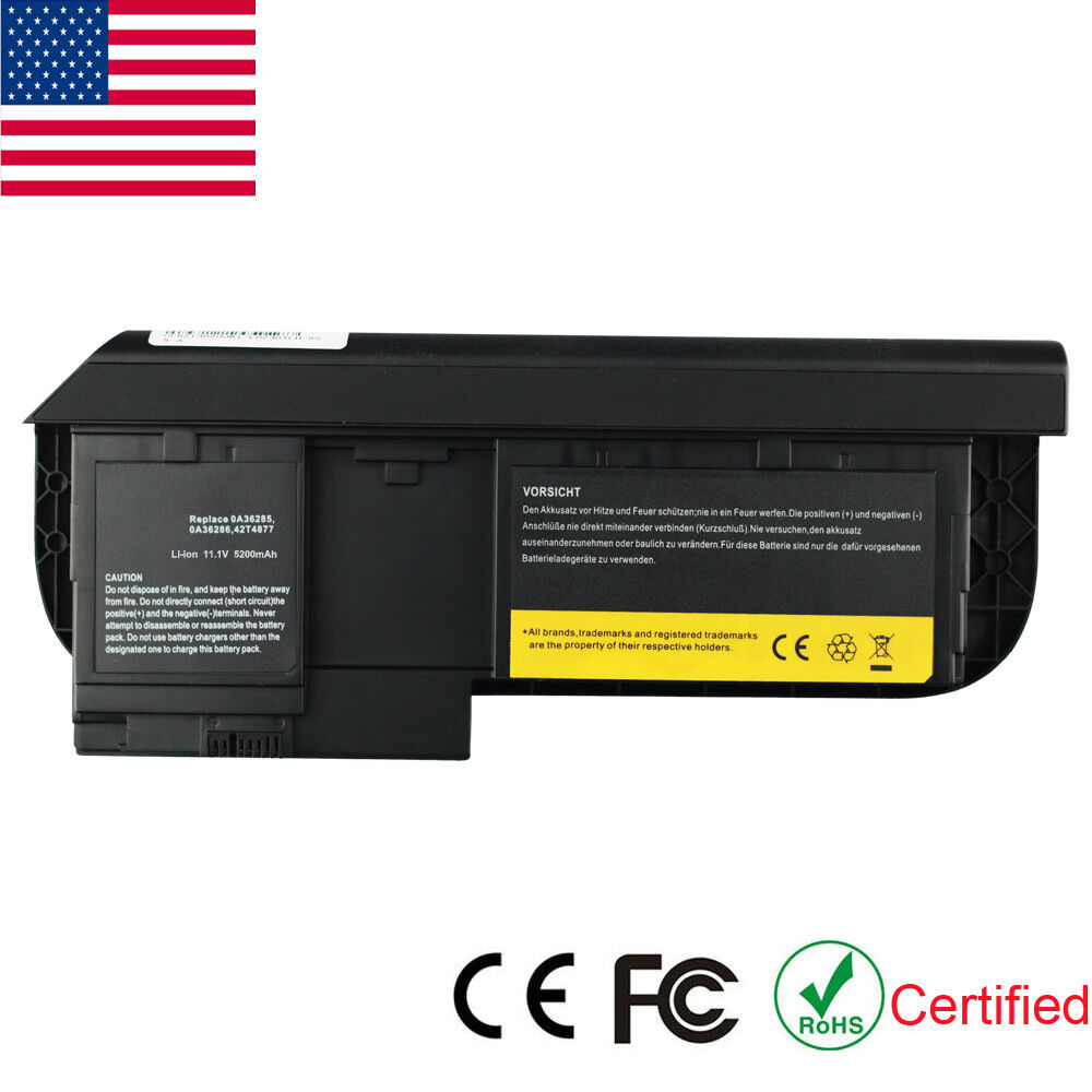 New Battery for Lenovo ThinkPad X230 X230T Tablet Series