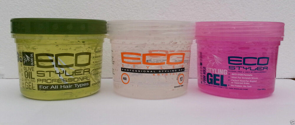 eco styling gel hair eco professional styling gel olive pink for 9248