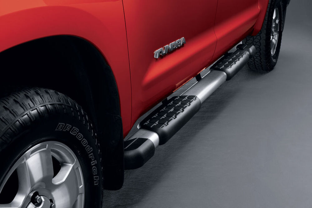 Toyota OEM Step Boards For Tundra Crew Max 2007 15 PT212